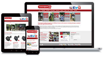 Thorowgood Responsive Web Design
